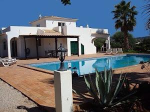 Algarve villa for rent