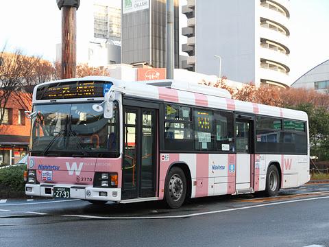 西日本鉄道 渡辺通り幹線バス 2770
