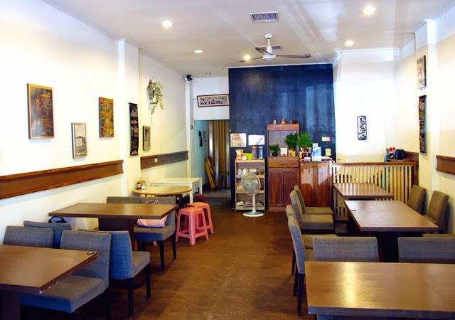 店內大概有24個座位-泰僑村台中泰式料理