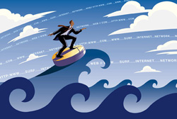 Веб-серфинг полезен