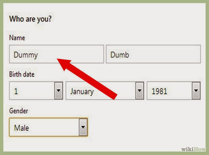 dang ky tai khoan microsoft hotmail buoc 3 Hướng dẫn đăng ký tài khoản Microsoft Hotmail bằng hình ảnh