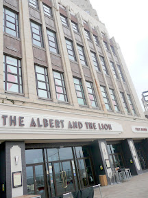 The Albert and the Lion Wetherspoons pub