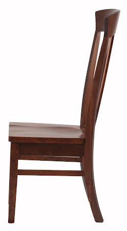Rio Chair in Rich Cherry