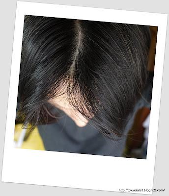 ラサーナヘアカラー(白髪染め)