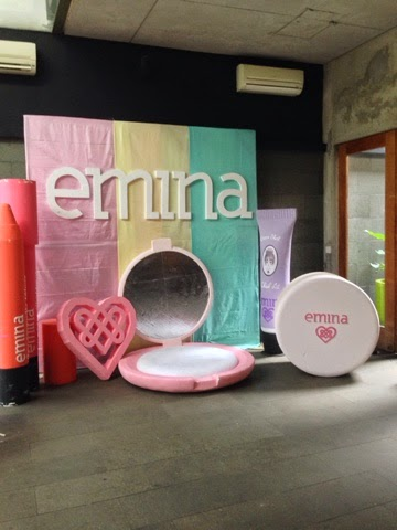 Emina Beauty Playground with Dinda Puspitasari