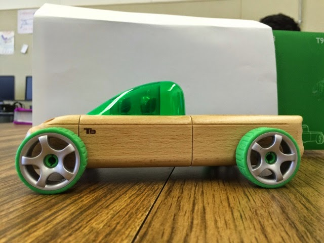 Automoblox vehicle front view