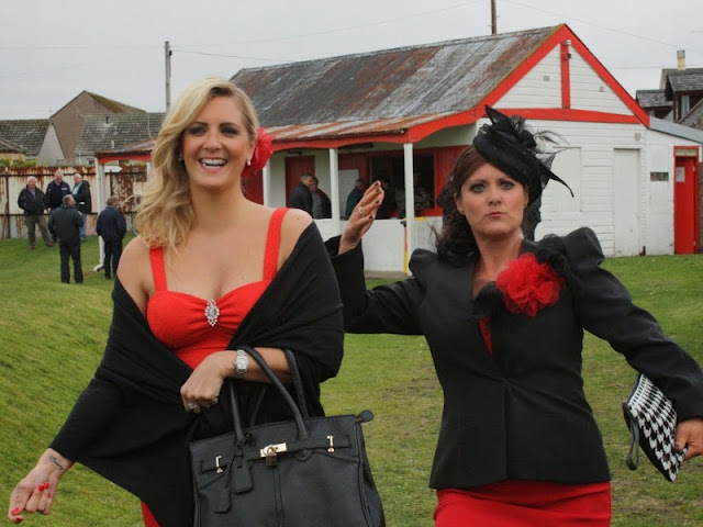 Ladies Day at Lossiemouth FC