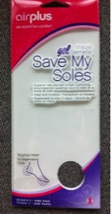 Airplus Save My Soles, shoe, heel, high heels, insert, gel, cushion