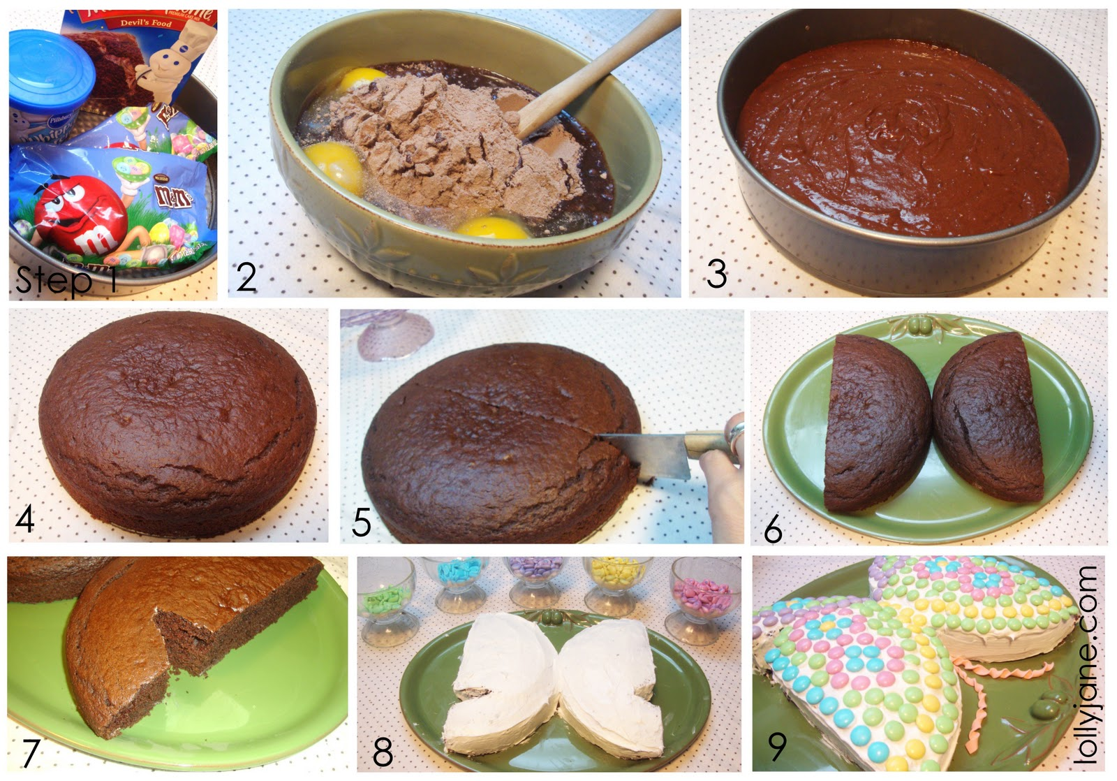Butterfly Cake Tin Recipe