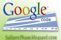 Tạo Subversion trên Google Code