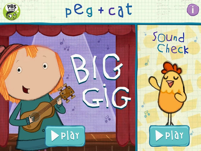 PEG + CAT on PBS KIDS