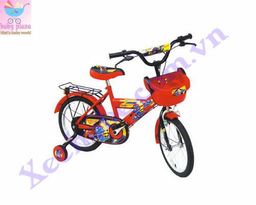 Xe đạp trẻ em 16-k1 siêu nhân
