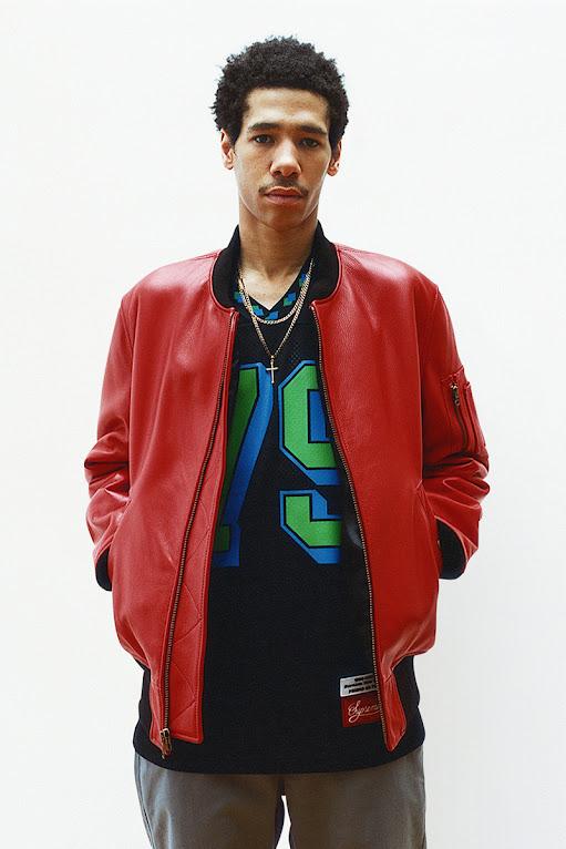 *2013 秋冬潮流趨勢:Supreme讓你擁有極具特色的個人復古混搭風格! 3