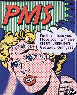 10 Signs She Has Pms Cover