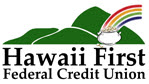 Hawaii First FCU Logo