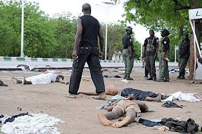 Islamist terror strikes Nigerian border with Niger
