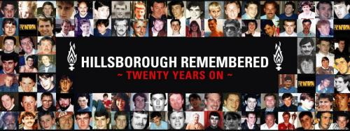 hillsborough remembered