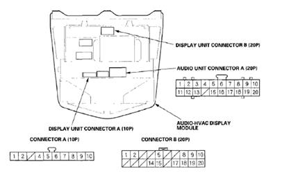 honda accord cl7 wiring diagram honda image wiring honda accord euro cl9 non navi to navi conversion mod on honda accord cl7 wiring diagram