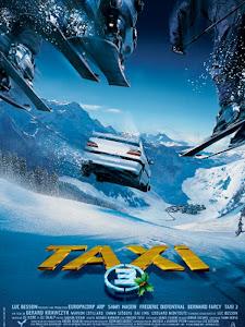 Quái Xế 3 - Taxi 3 poster