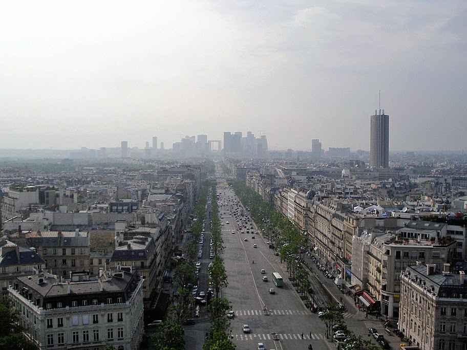 Miradores de París