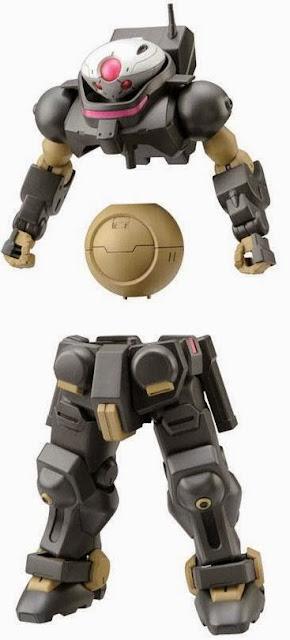 mô hình lắp ghép Gundam Grimoire