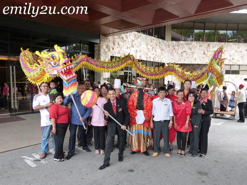 Impiana Hotel Ipoh CNY