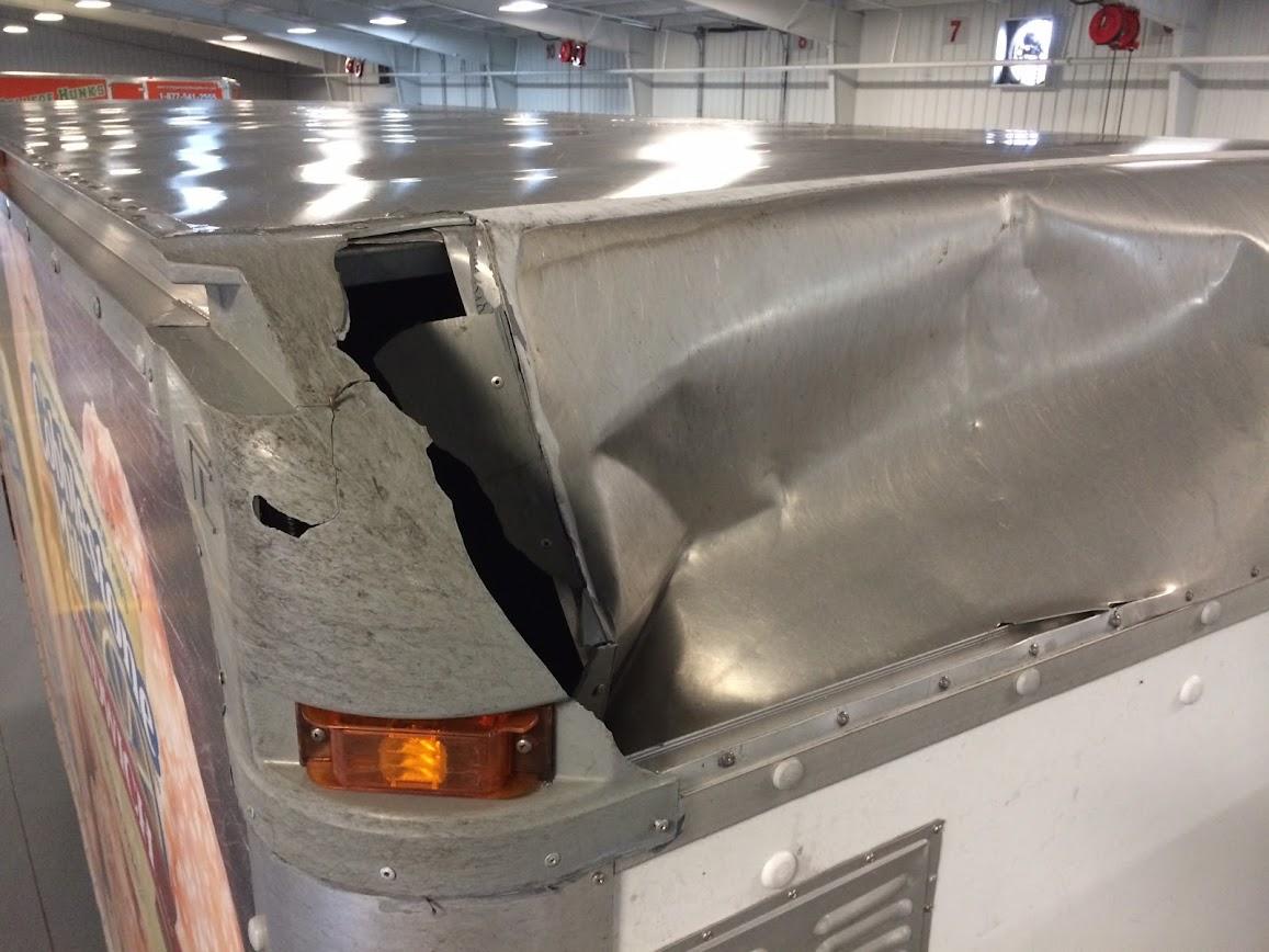 Truck Box Amp Semi Trailer Repair