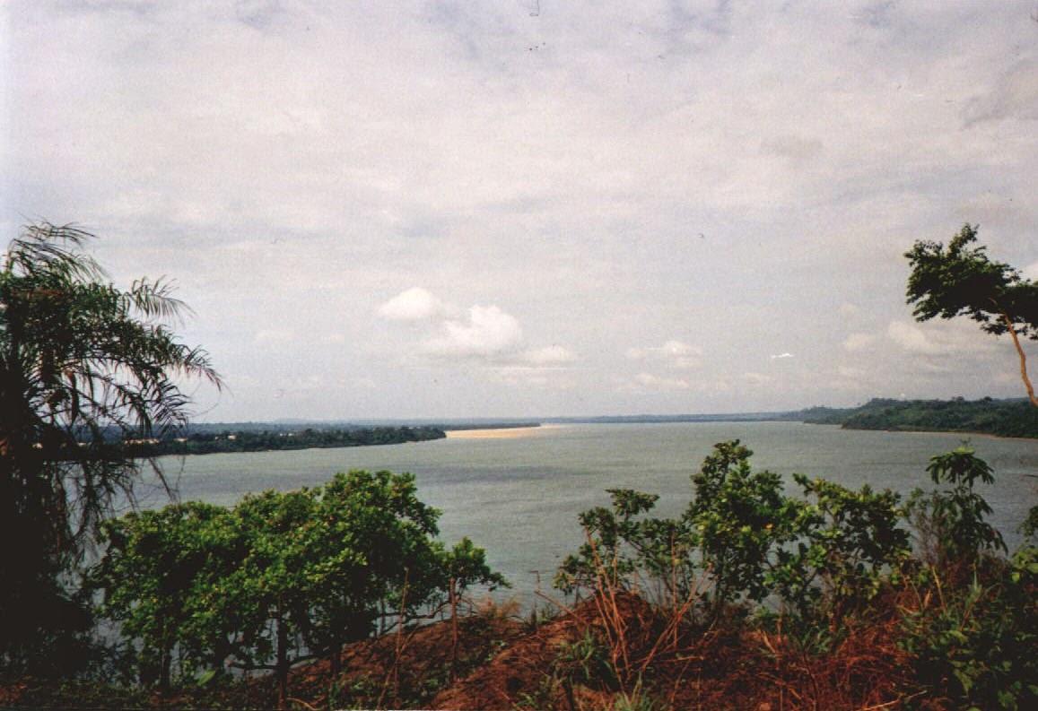 Am Rio Tapajos