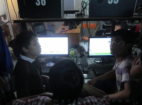 Lộ diện những tài năng eSport Việt Nam tại UEC 2012 4