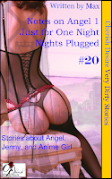 Cherish Desire: Very Dirty Stories #20, Max, erotica