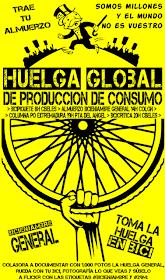 #Bicienjambre General en la Huelga Global del #29M