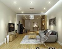 Bài trí nội thất cho chung cư 172 m2