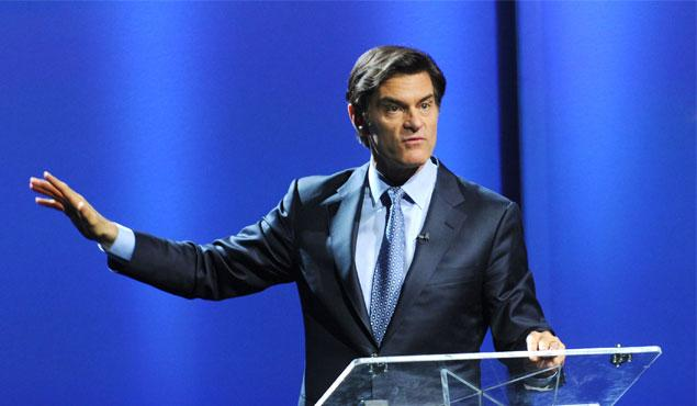 Health Tips: Dr. Oz's Top 5 Weight-Loss Tips