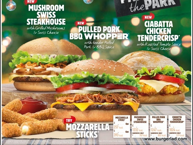 Burger King Party in the Park