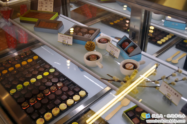 森製菓巧克力商品