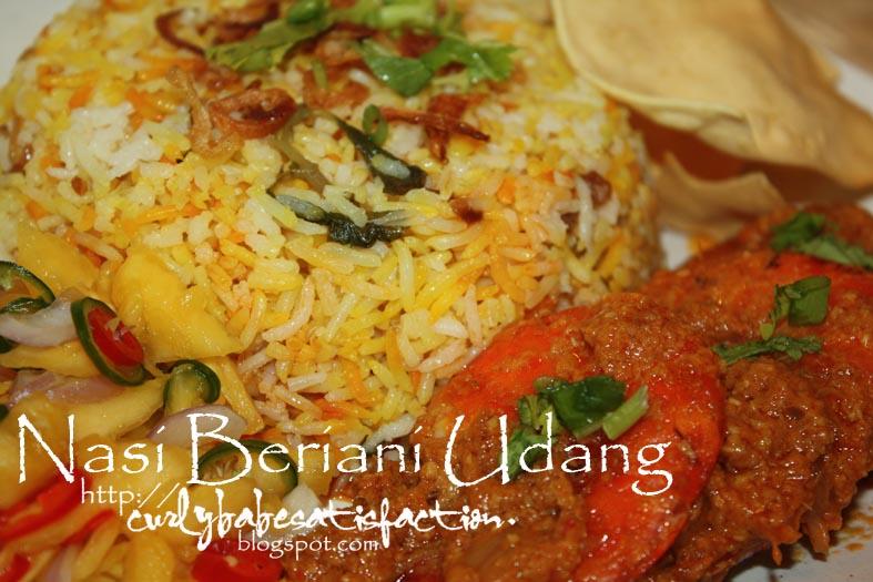 Resepi Nasi Briyani Daging Surasmi F