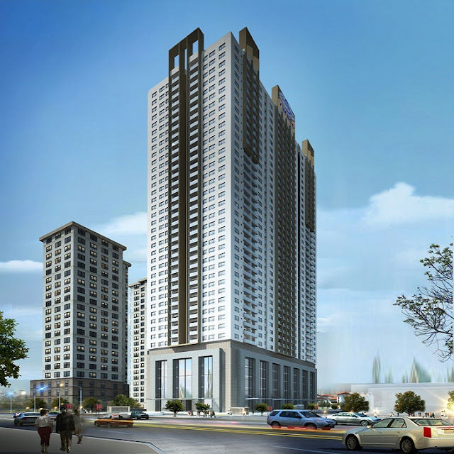 Đầu tư xây dựng công trình hỗn hợp nhà ở, văn phòng và dịch vụ thương mại – CT4 Vimeco.