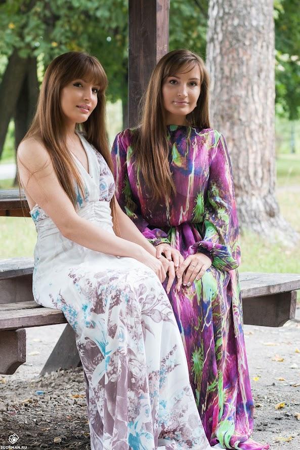Фотосессия в Москве для девушек