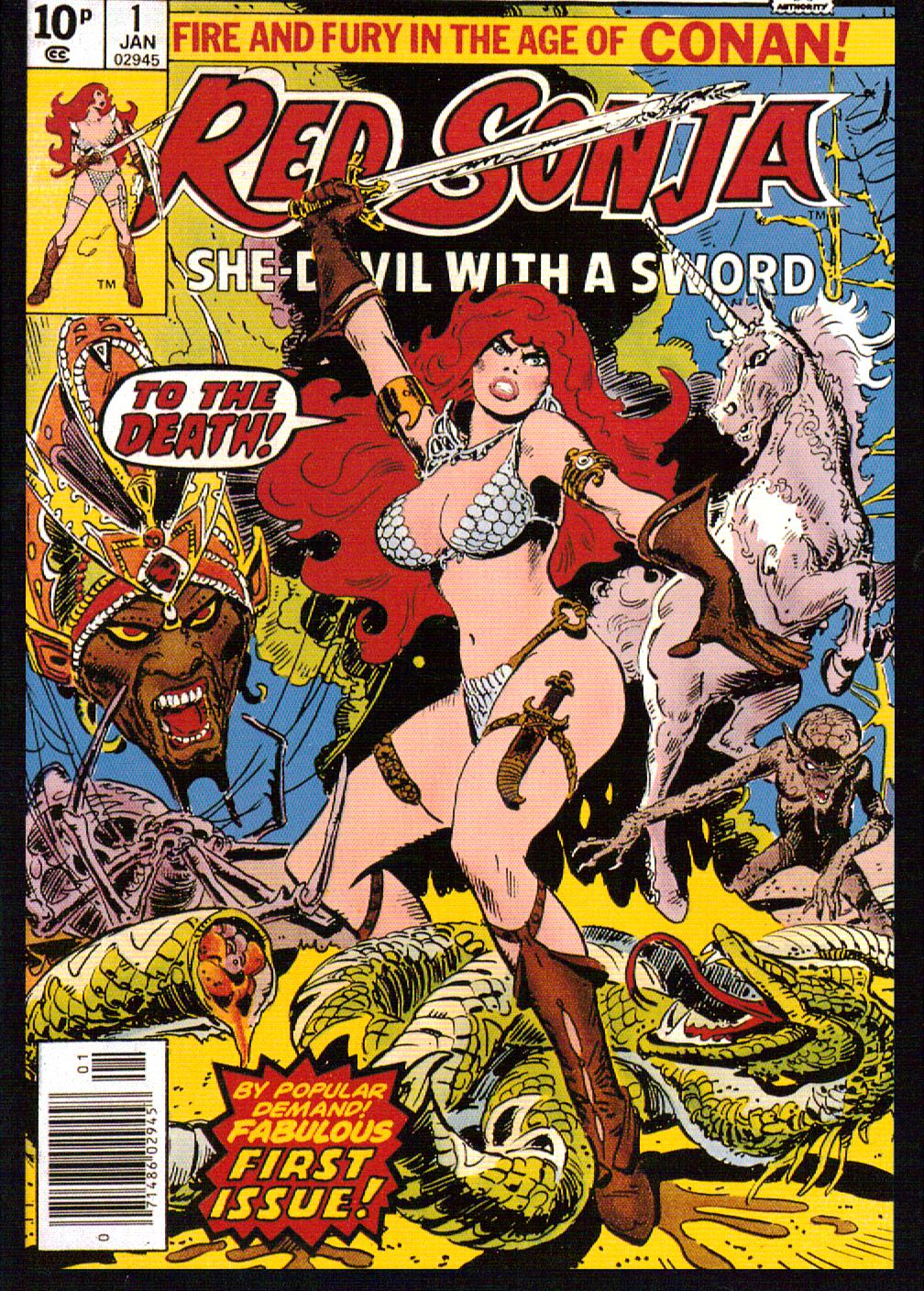 Seen any good films lately? [3] - Page 31 Redsonja