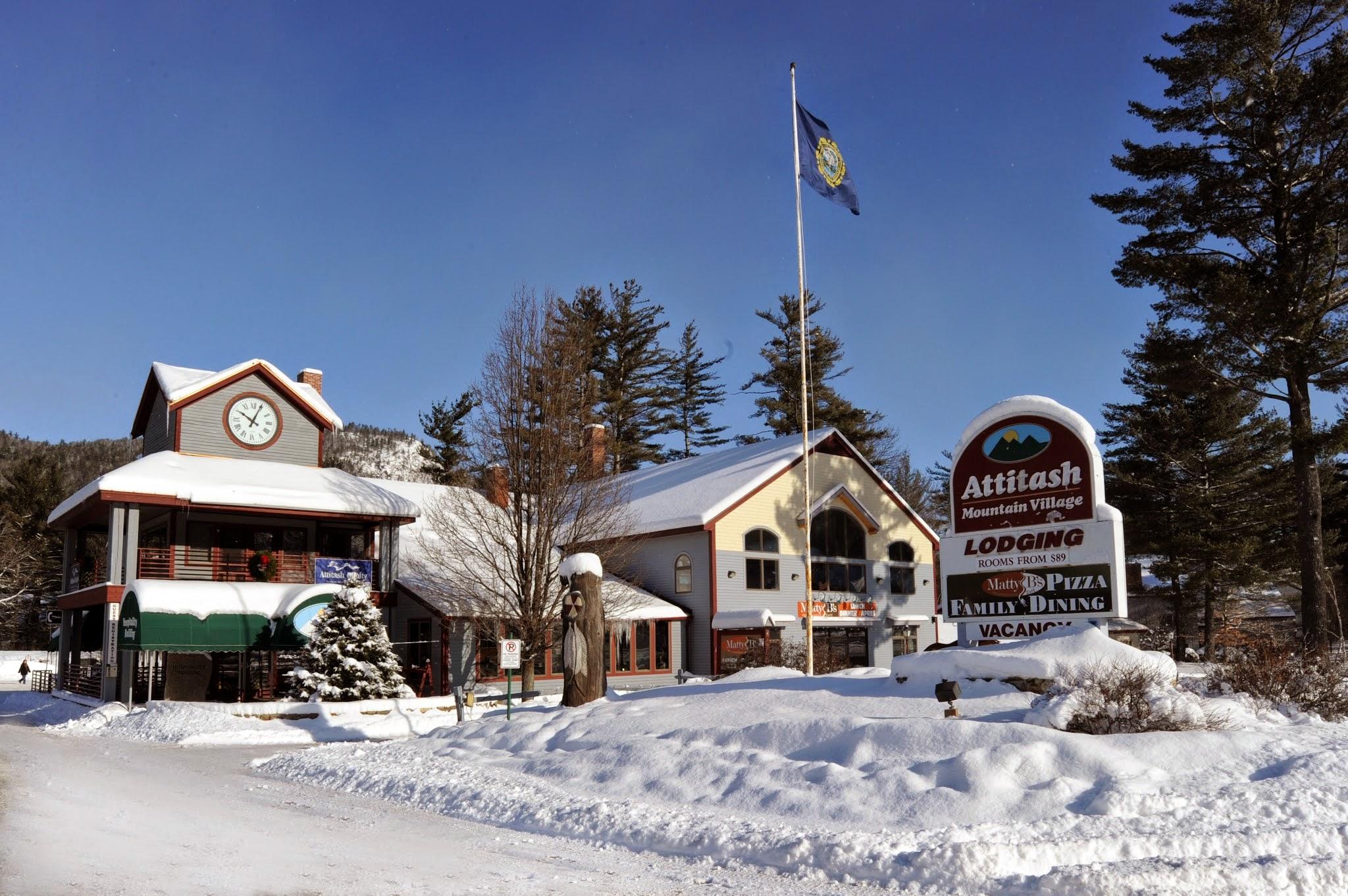 attitash mountain village - google+