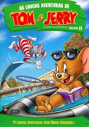 Download - As Loucas Aventuras de Tom e Jerry Vol. 2 - DVDRip AVI e RMVB Dublado