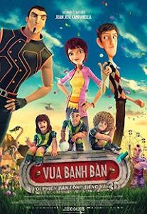 Vua Banh Bàn - Underdogs poster