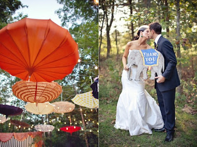 semplicemente perfetto matrimonio vintage vecchio circo