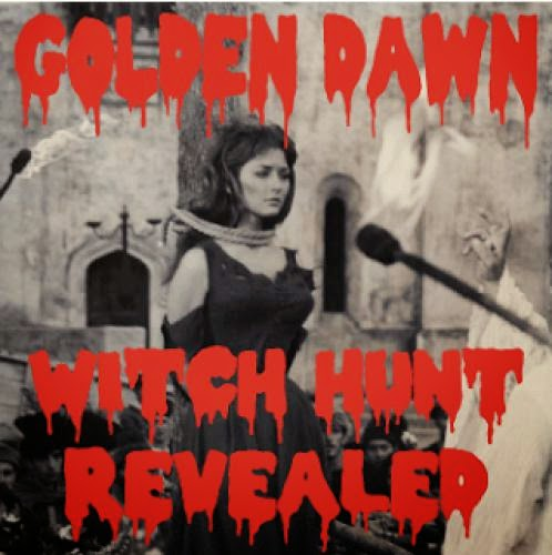 Kkk And Sria 1 Golden Dawn Witch Hunt Revealed