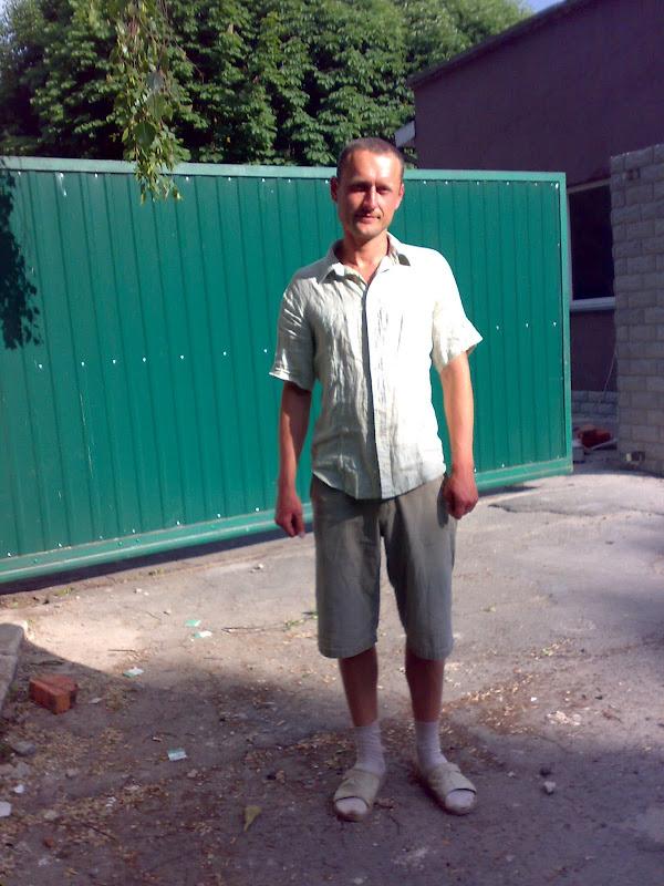Ігор Шабала в забороненому ДАІ дрес-коді