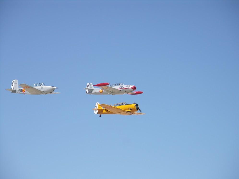 """Exhibición aerea de la Fundación """"Infante de Orleans"""". PICT0476"""