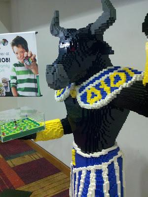 Lego Minotaur