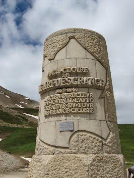 Monument Henri Desgrange