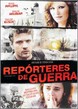 Filme Poster Repórteres de Guerra DVDRip XviD Dual Audio & RMVB Dublado