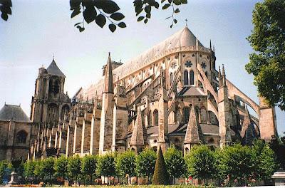 La Cattedrale di Bourges